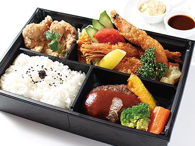 洋食ICHIKAWA_洋食弁当